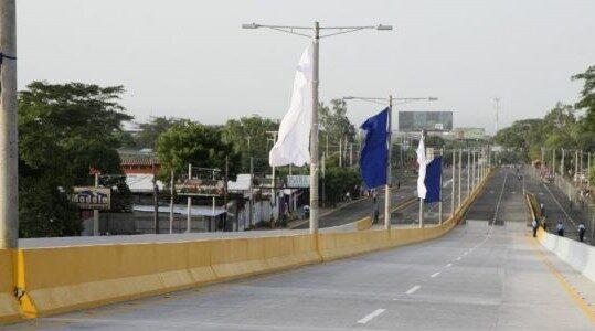 Barrera de concreto Productos Nicaragua CT