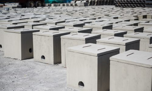 Concretera Cajas de Registro Managua Nicaragua