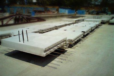 Losas para puentes de concreto Managua